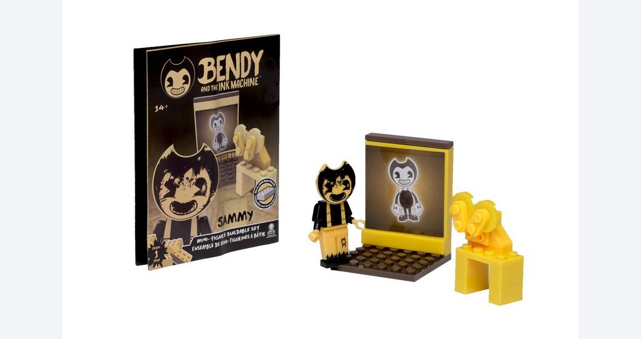 Bendy and the Ink Machine Buildable Figure Set (Assortment)