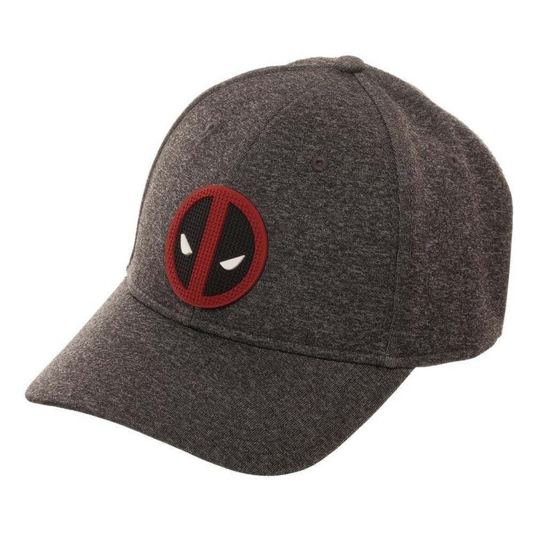 Deadpool Cationic Logo Baseball Cap