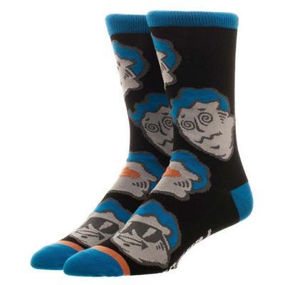 Fallout Emoji Mens Crew Socks