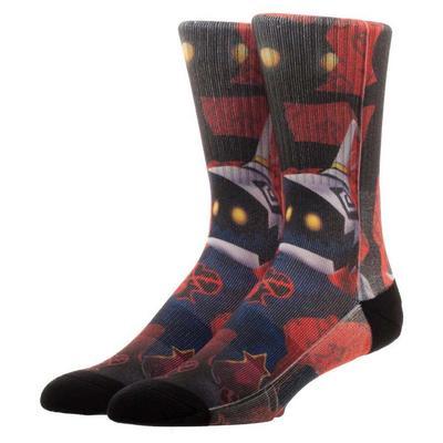 Kingdom Hearts Heartless Sublimated Men's Crew Socks