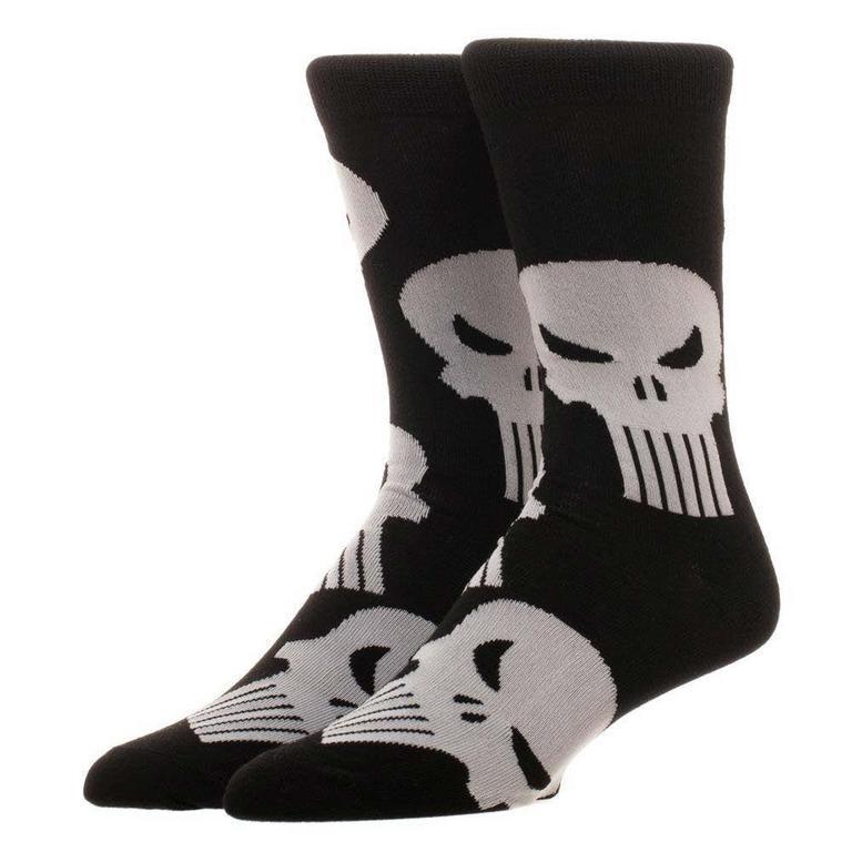 Punisher Crew Socks