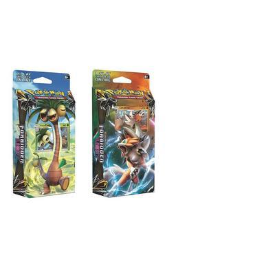 Pokemon Trading Card Game: Sun & Moon Forbidden Light Theme Deck (Assortment)