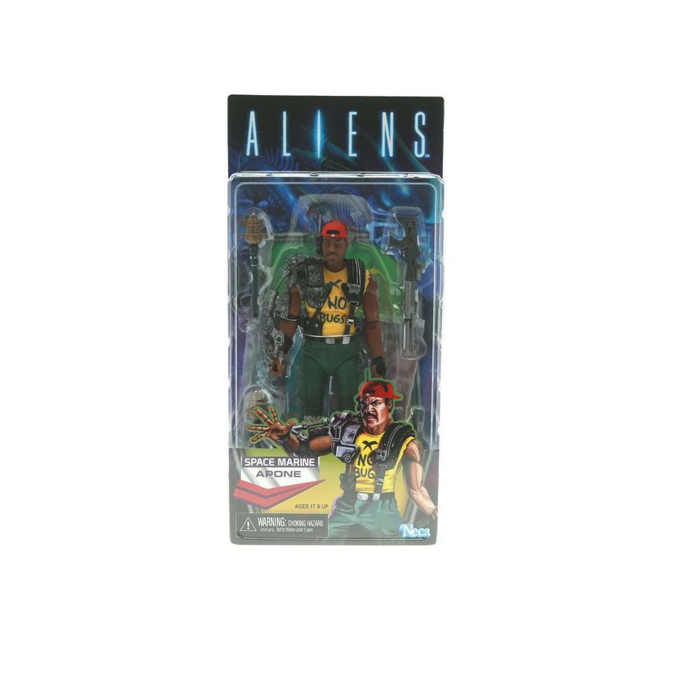 "Aliens Apone Series 13 7/"" Scale Action Figure NECA"