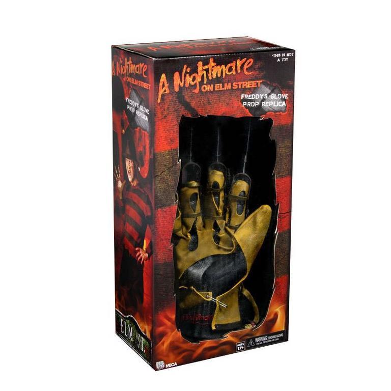 Nightmare on Elm Street - Prop Replica - Freddy Glove (1984 movie)