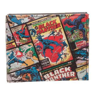 Black Panther Comic Wallet