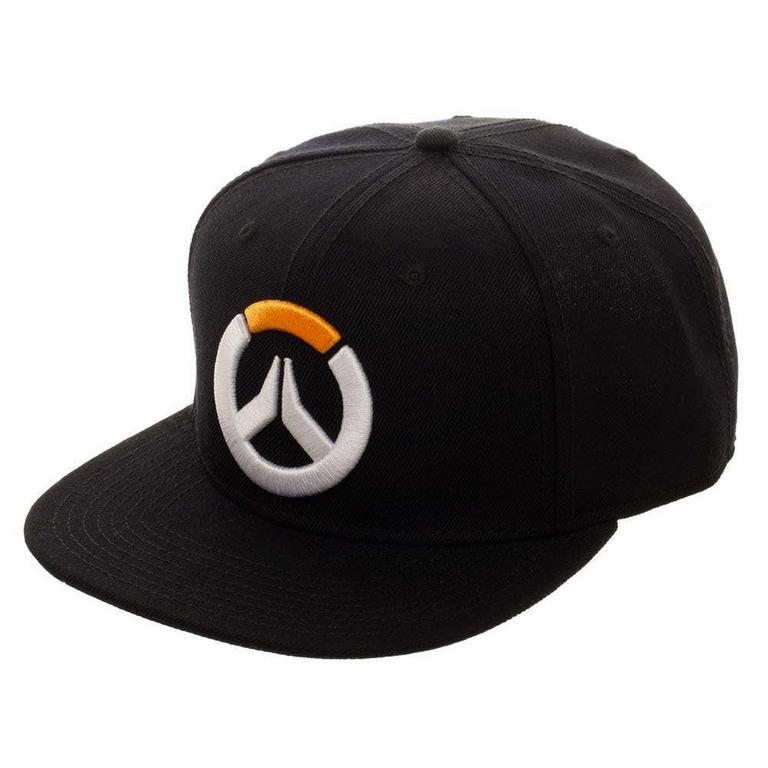 Overwatch Embroidered Logo Baseball Cap