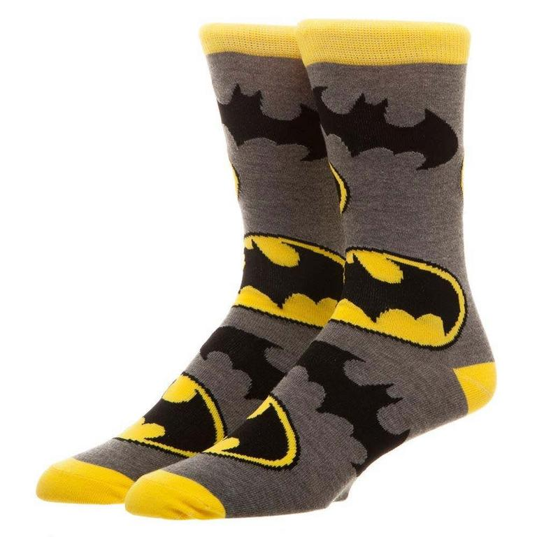 Batman Oversized Mens Crew Socks