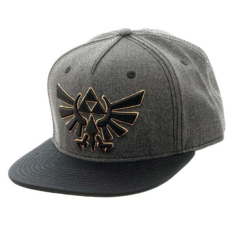 The Legend of Zelda Hyrule Crest Embroidered Baseball Cap