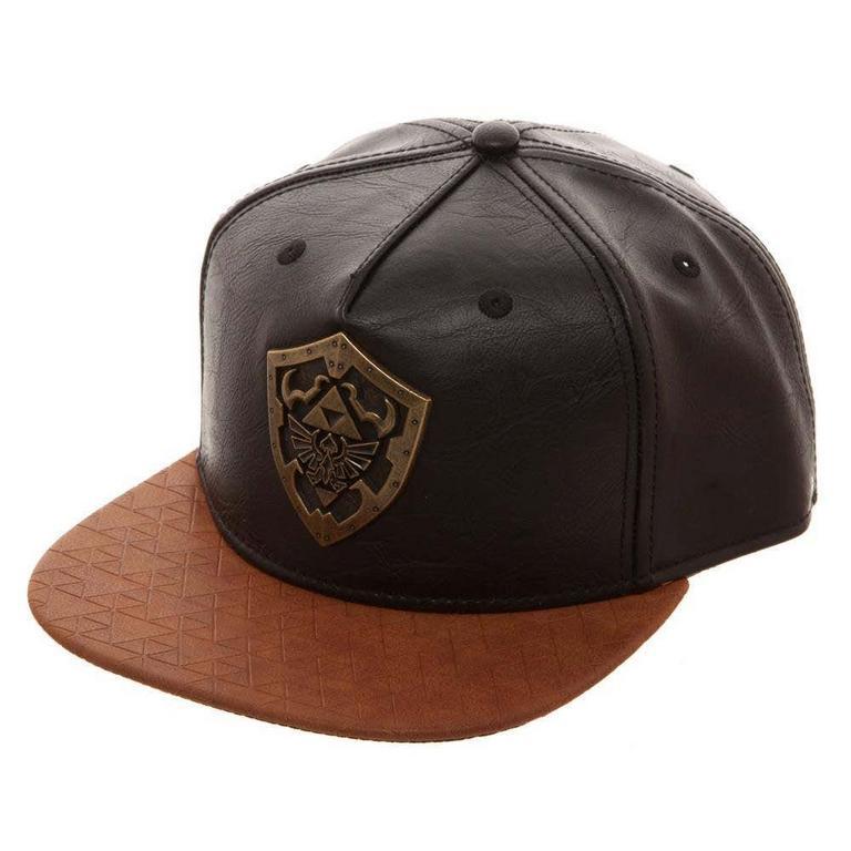 The Legend of Zelda Metal Shield Baseball Cap