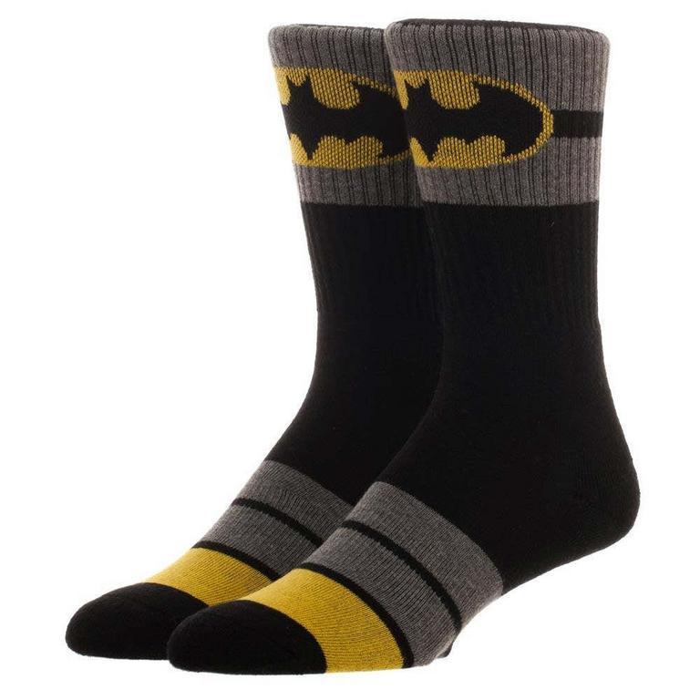 Batman Athletic Mens Socks