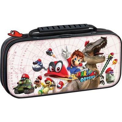 Nintendo Switch Super Mario Odyssey Deluxe Travel Case - White