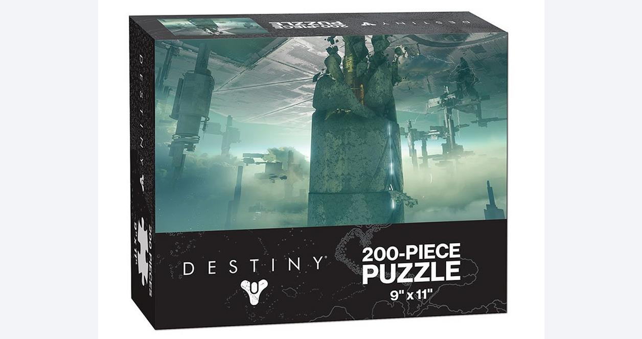 Destiny 2 Infinite Forest Puzzle Only at GameStop