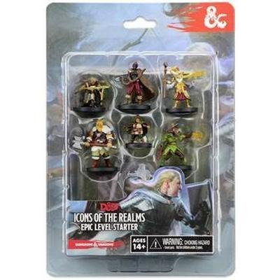 D&D Icons of the Realms Miniatures Epic Level Starter (Dungeons & Dragons)