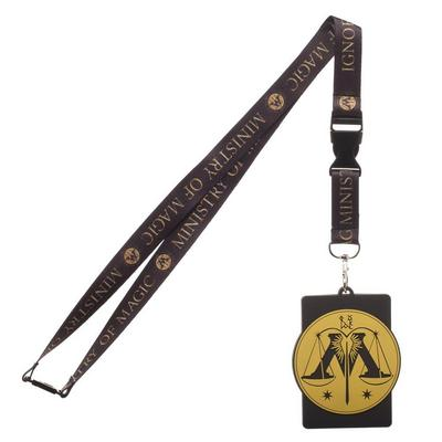 Harry Potter Ministry Of Magic Lanyard