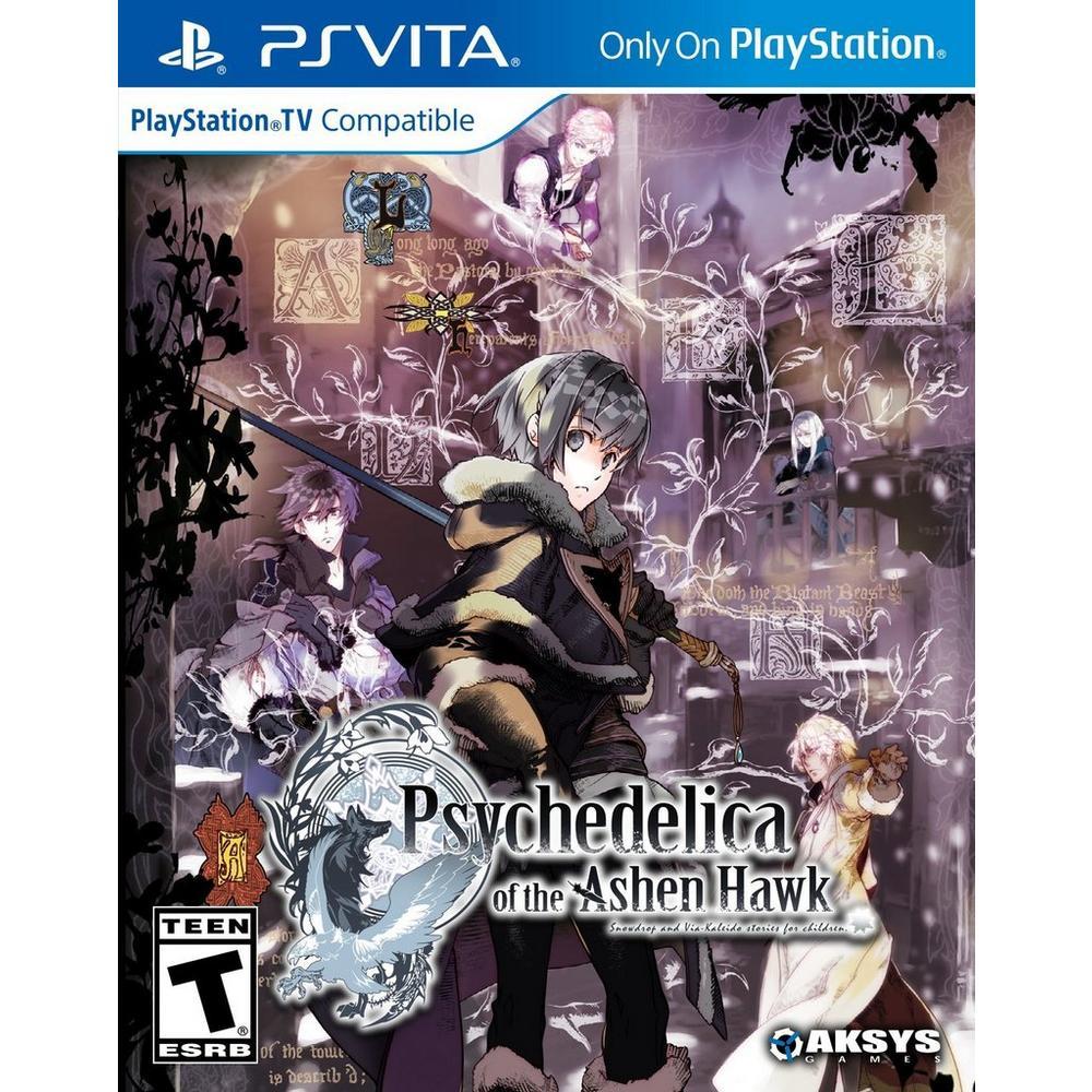 Psychedelica of the Ashen Hawk | PS Vita | GameStop