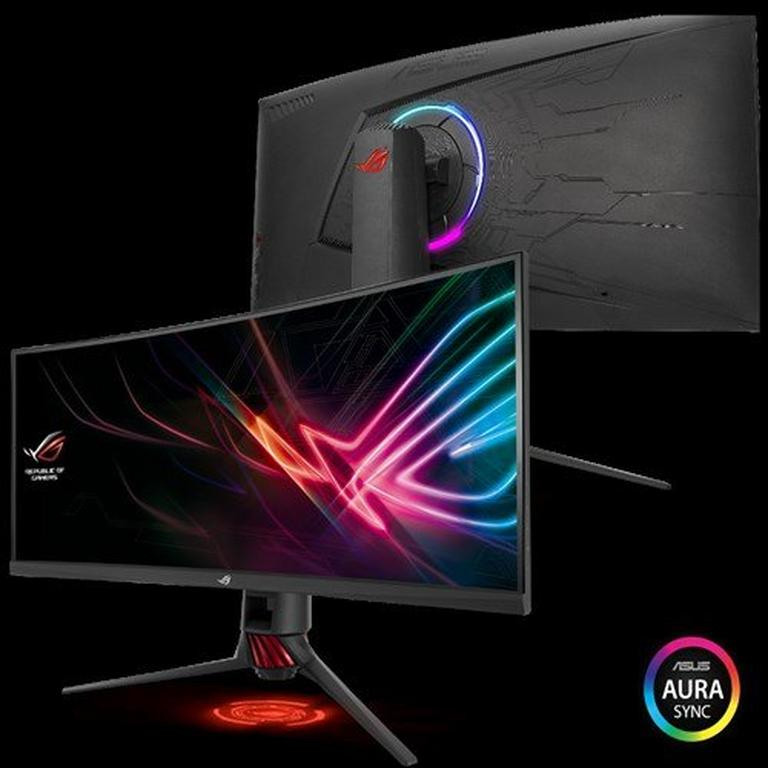 Republic of Gamers Strix Monitor 35 in