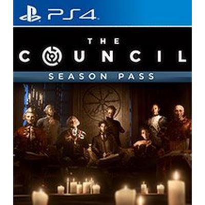 The Council Season Pass