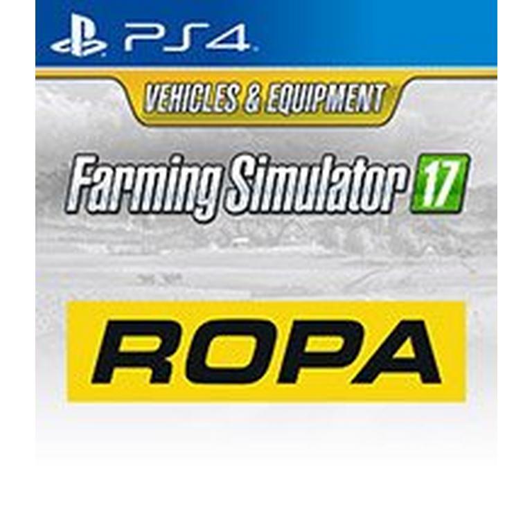 Farming Simulator 17 - Ropa DLC