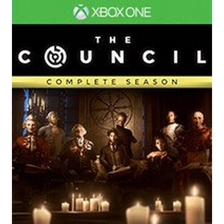 The Council: The Complete Season