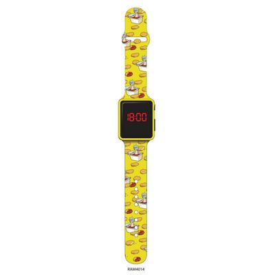 Rick and Morty LED Watch