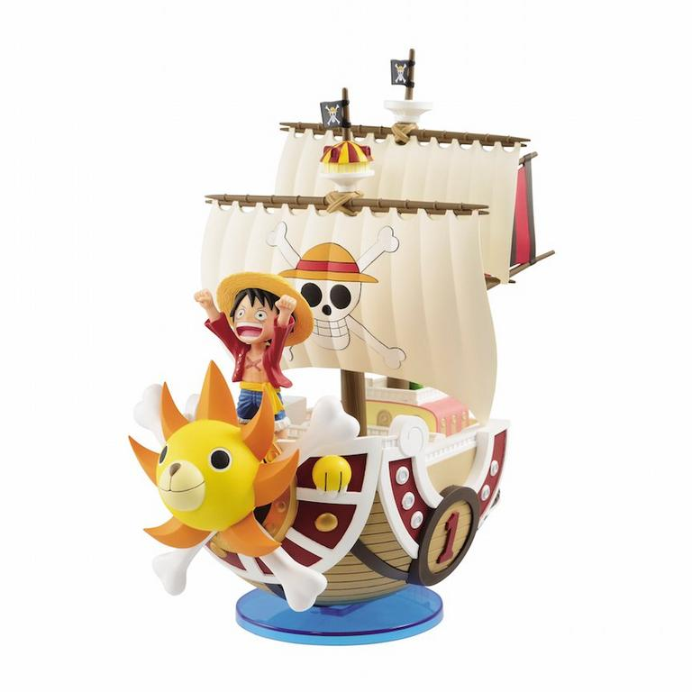 One Piece Mega World Collectible Figure Special!!