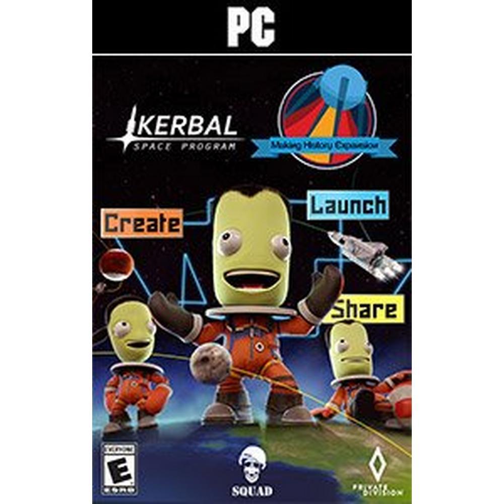 Kerbal Space Program: Making History | PC | GameStop