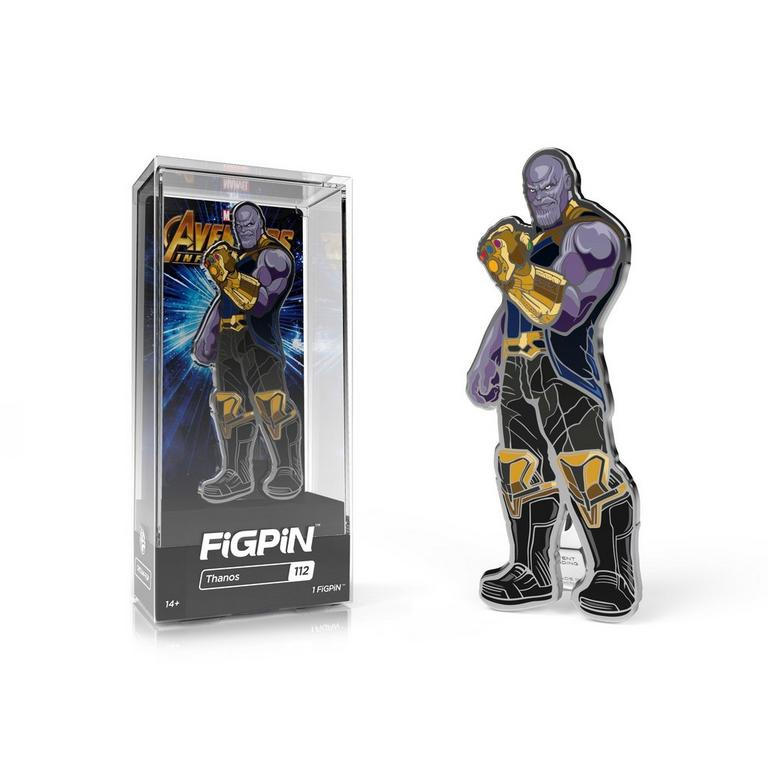 Avengers Infinity War - Thanos FiGPiN