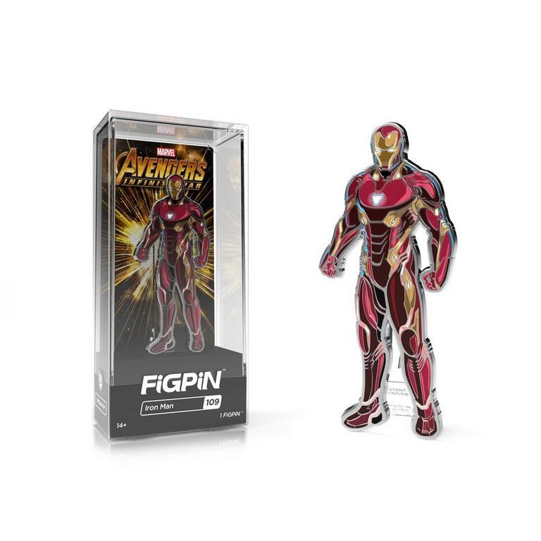 Avengers Infinity War - Iron Man FiGPiN
