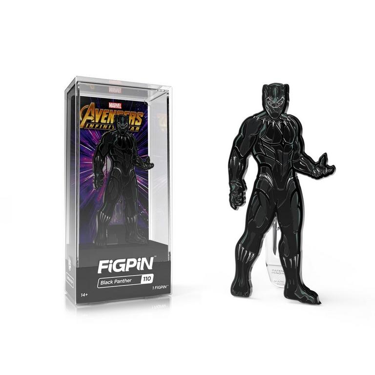 Avengers Infinity War - Black Panther FiGPiN