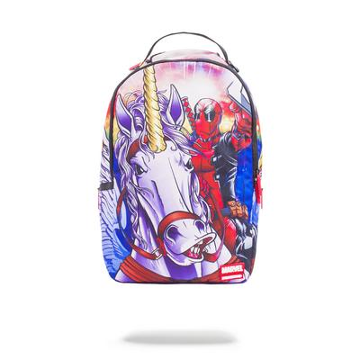 Deadpool Unicorn Backpack