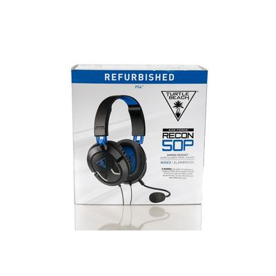 Ear Force Recon 50P Amplified Stereo Gaming Headset - Certified Refurbished