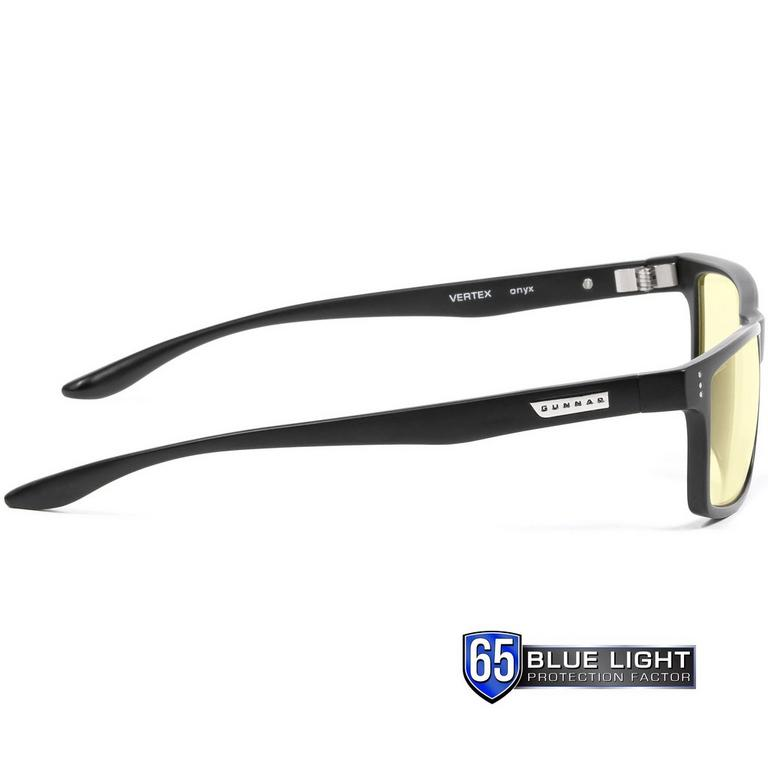 Gunnar Vertex Onyx Gaming Glasses