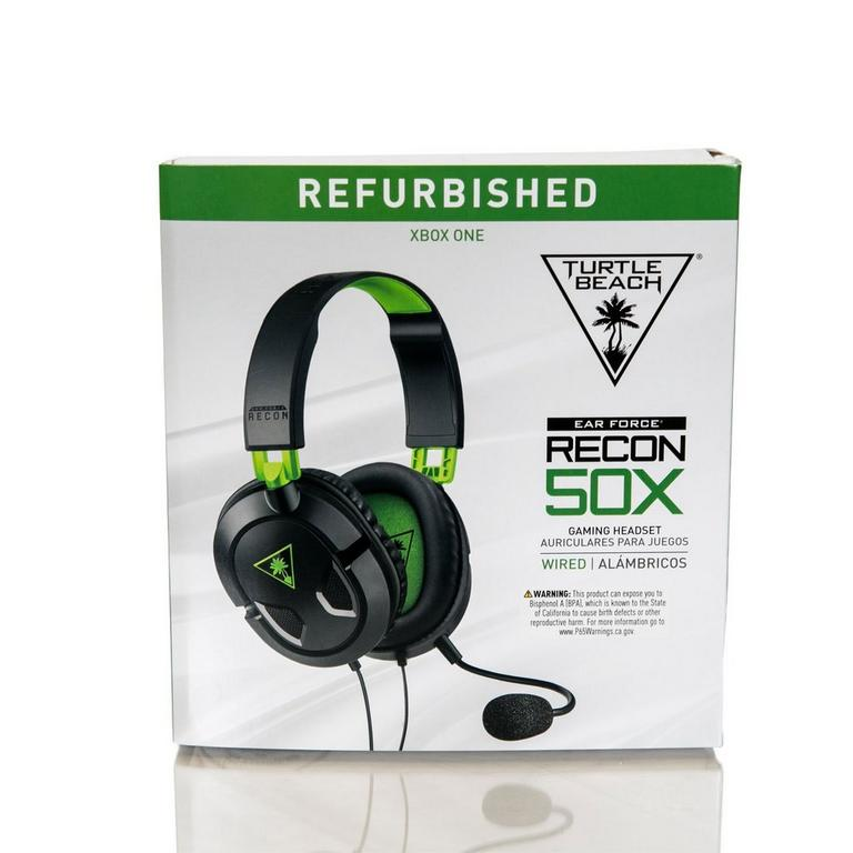EAR FORCE Recon 50X Gaming Headset - Certified Refurbished