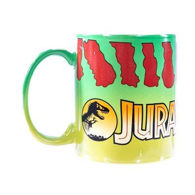Jurassic Park Jeep Mug