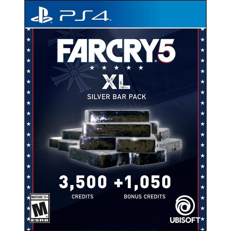 Far Cry 5 - Silver Bar XL Pack