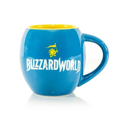 Overwatch Blizzard World Mug