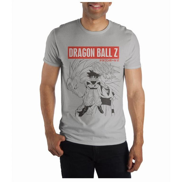 Dragon Ball Z Classic Goku T-Shirt