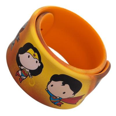 Justice League Slap Bracelet