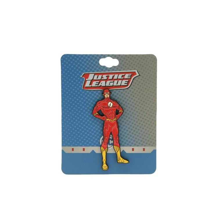 The Flash Lapel Pin