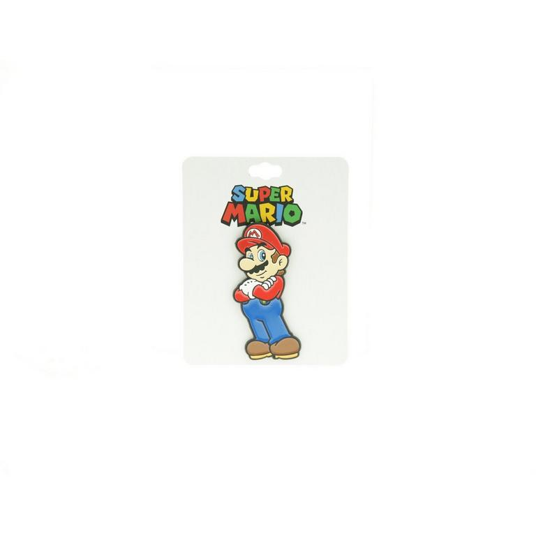 Super Mario Bros: Mario Lapel Pin