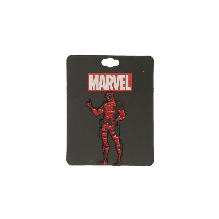 Deadpool Full Body Lapel Pin