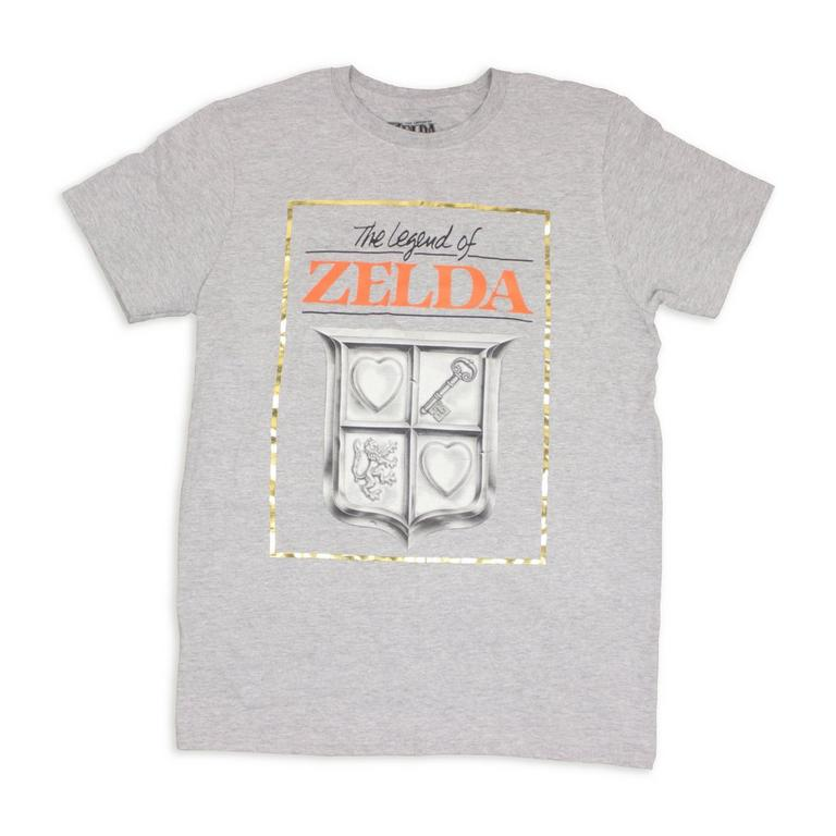 The Legend of Zelda Box Art T-Shirt