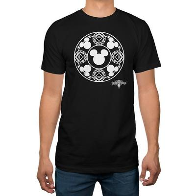 Kingdom Hearts Mickey Emblem T-Shirt
