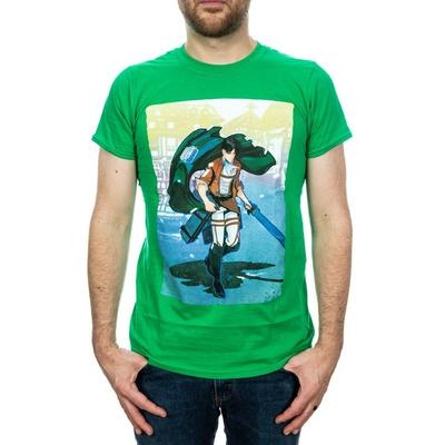 Attack On Titan Anthology T-Shirt