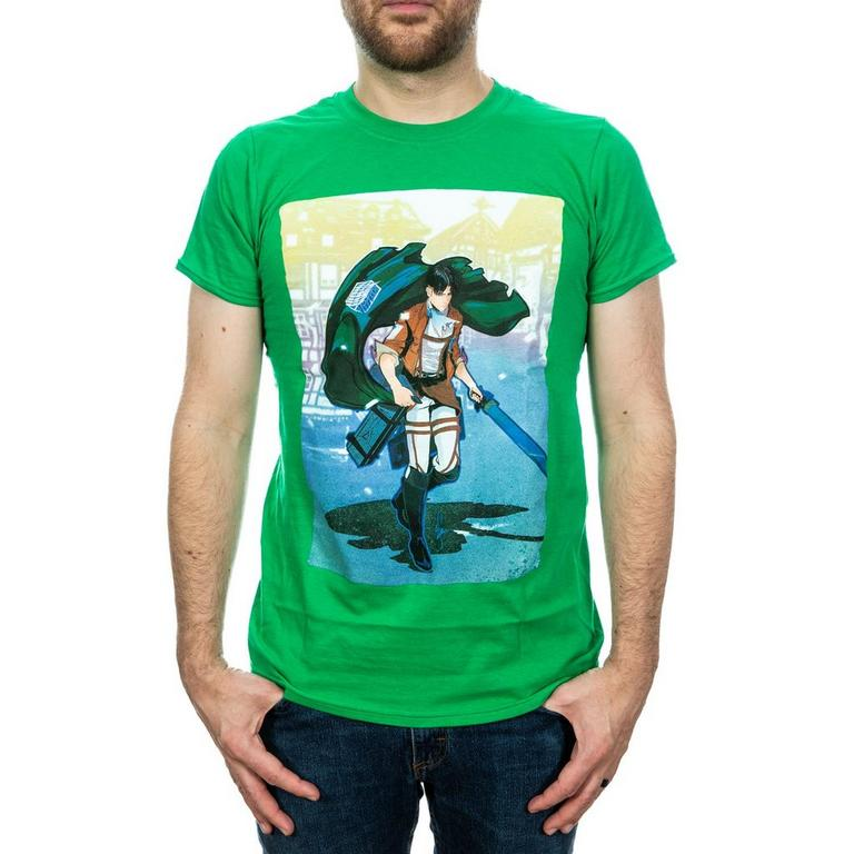 Attack On Titan Anthology T-Shirt - X-Large