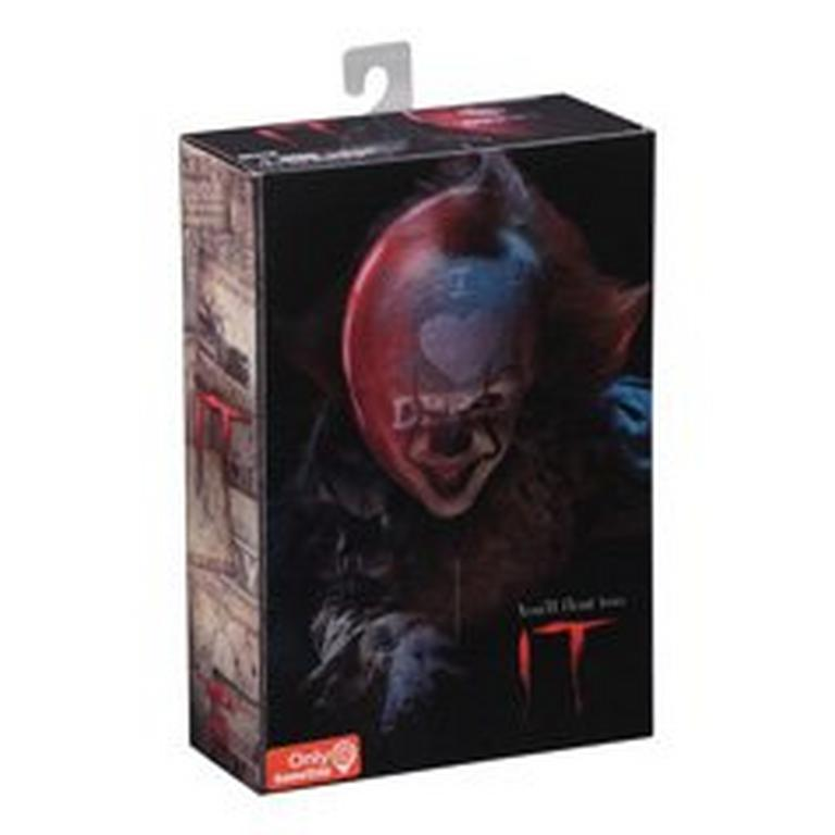 IT Ultimate Pennywise 7 inch Figure - Summer Convention Exclusive 2018 - Only at GameStop
