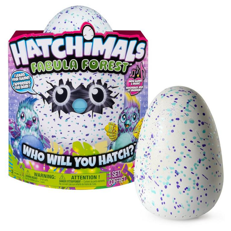 Hatchimals: Fabula Forest - Puffatoo