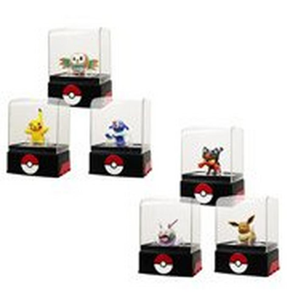 Awesome Pokemon display case collection