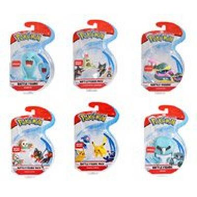 Pokemon: 2 inch & 3 inch Action Figures (Assortment)