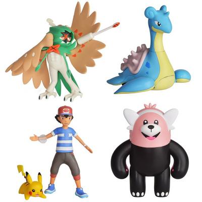 Pokemon: 4.5 inch Action Figures (Assortment)